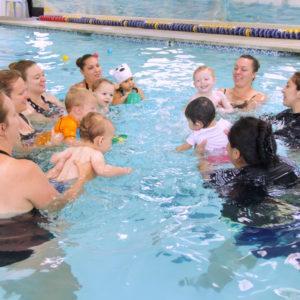 baby swim program